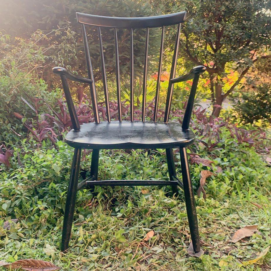 Coppia di sedie design svedese - Angolo Vintage